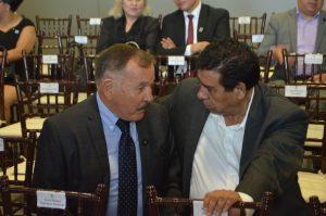 Primero que renuncie y envíe solicitud a la CNHJ: Chaparro por intención de Quintana de regresar a Morena