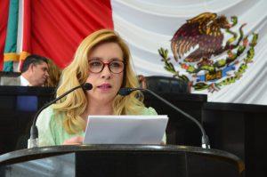 Va Ana Estrada por cárcel para Jueces y funcionarios omisos en feminicidios y violencia de género con «Ley Abril»