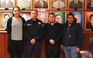 OFICIALIZA SECRETARIO CAMBIOS EN EL GABINETE DE LA PRESIDENCIA MUNICIPAL