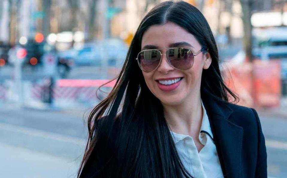 Esposa del Chapo cambió su look de manera radical