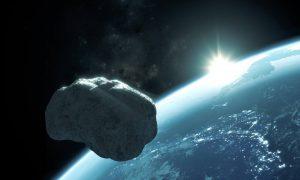 """Extraño """"asteroide"""" orbita la Tierra desde hace 3 años """"minuluna"""""""