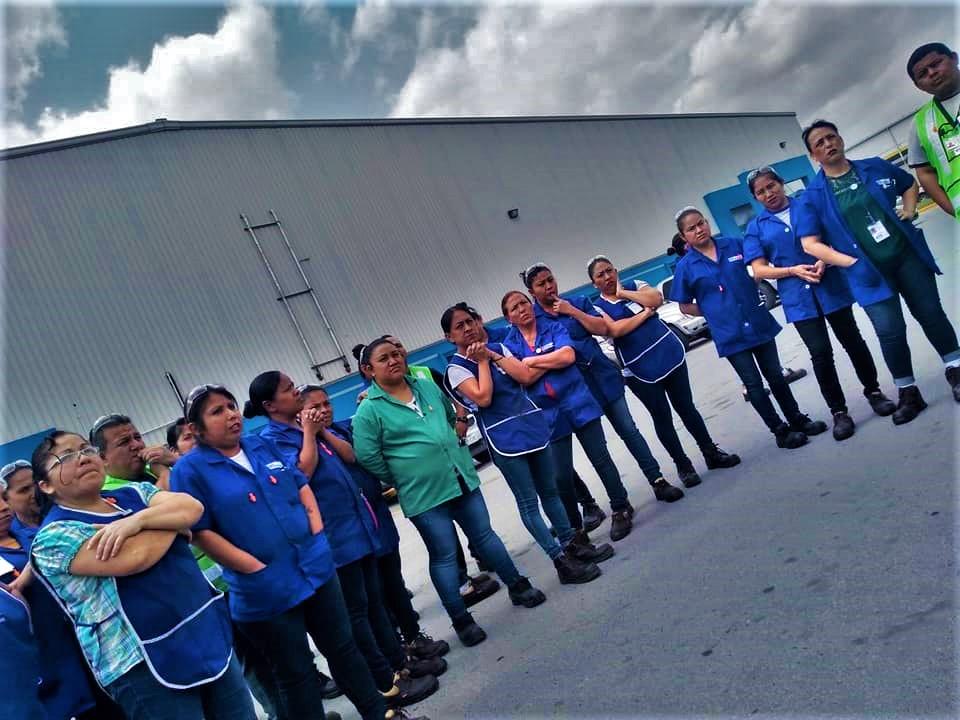 «Crisis maquilera», se resisten empresas detener producción ante COVID19, obreros paran, autoridades omisas…