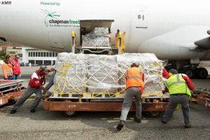 Llega a Venezuela 90 toneladas de ayuda humanitaria de la OMS, UNICEF y Rusia