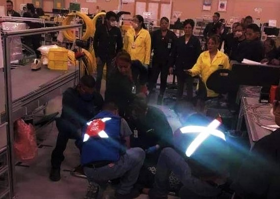 """Maquilas en México mandan """"al matadero"""" a trabajadores, rechazan parar operaciones ante propagación del COVID19"""