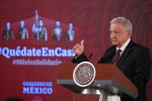 Tras llamada entre AMLO y Trump acuerda México contribuír a estabilizar precios del petróleo con la OPEP