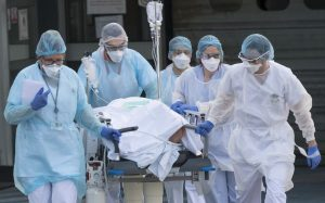 A matado COVID19 a más de 100 mil personas en todo el mundo