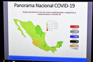 Registra Chihuahua primer recuperado de COVID-19