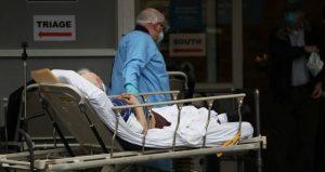 En Estados Unidos casi 8 mil muertos y más de 290 mil infectados por coronavirus