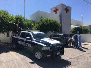 Es posible que algunos policías y funcionarios ya estén contagiados: Ssa
