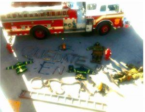 Preparados bomberos para actuar ante emergencias por Semana Santa