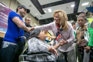 Anuncian cancelación y adición de folios en programa de Becas de Discapacidad