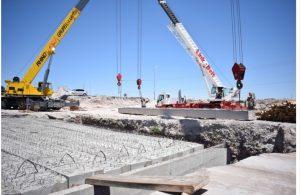 Avanza 70% construcción de la prolongación vialidad Los Nogales