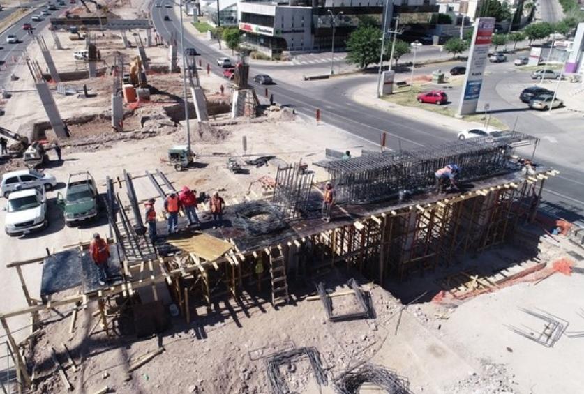 Al 20 por ciento la obra en periférico y Hacienda del Valle: Municipio