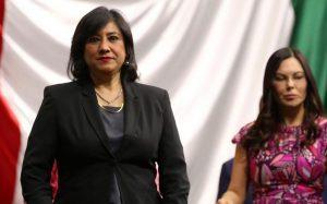 Da positivo titular de la Función Pública, Irma Eréndira Sandoval a COVID19