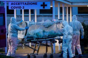 Se registran 260 nuevas muertes por COVID19 en Italia, van más de 26 mil