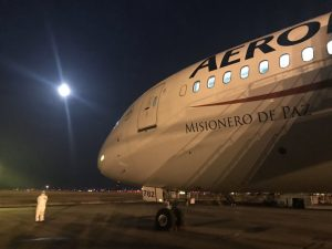 En camino avión de China con insumos médicos contra COVID19 para México