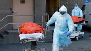 Más de 40 mil muertos en Estados Unidos por COVID19