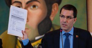 Agradece Venezuela a gobierno mexicano por digna postura ante agresiones de Estados Unidos