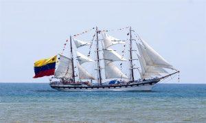 Frustra Armada Venezolana intento de Estados Unidos contra nave Simón Bolivar