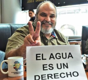Ante contingencia, busca Benjamín Carrera descuentos y prorrogas en pago de agua