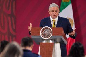 """""""México saldrá fortalecido de la pandema del COVID19, es pasajera"""": AMLO"""