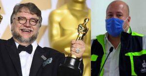 Critica Guillermo del Toro a Enrique Alfaro por medidas coercitivas contra ciudadanos en contingencia