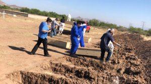 Proyecta FGE inhumar 75 cuerpos que no han sido  reclamados