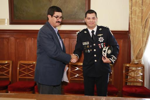 Renuncia Óscar Aparicio de la CES, pasará a la Guardia Nacional