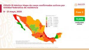 Regresa Chihuahua de verde al amarillo por incremento de contagios de COVID19