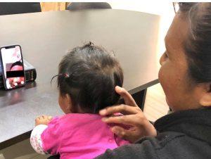 Gracias a tecnología, internos de penal tienen contacto con familias