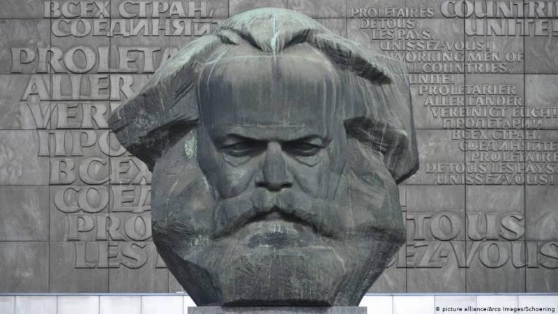 """""""Un fantasma recorre el mundo"""" y no es el COVID19, a 202 años del nacimiento de Karl Marx"""