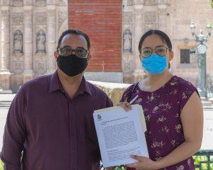 Piden diputados de Morena a municipios reforzar vigilancia Día de las Madres para evitar más contagios de COVID19