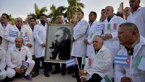 Activistas de Estados Unidos piden Premio Nobel de la Paz para Cuba por combatir COVID19 en el mundo