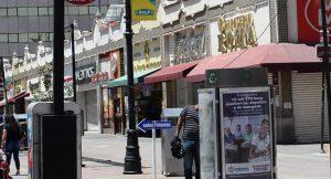 Pide Omar Bazán apoyo  para comerciantes del centro