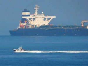 Buque petrolero iraní llega a Venezuela pese a amenazas de Estados Unidos