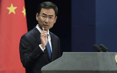Rechaza China proyecto de ley en Estados Unidos que los culpan de propagar COVID19 «Es inmoral»