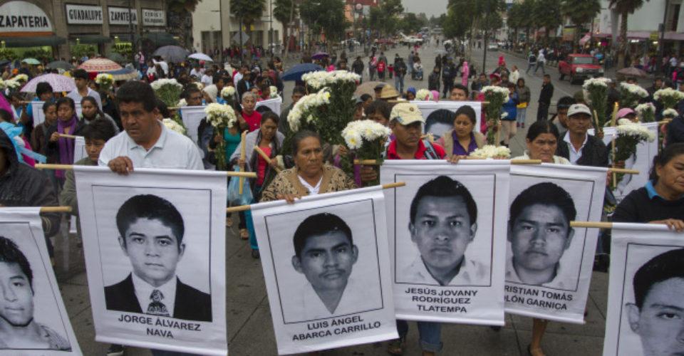 Detiene FGR al «Mochomo», implicado en desaparición de los 43 normalistas en Ayotzinapa