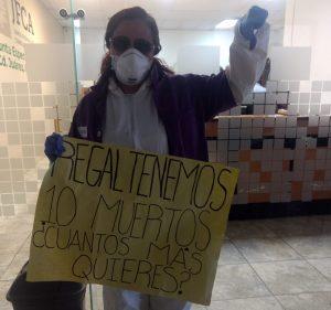 Detienen a la Abogada Susana Prieto en Matamoros por defender derechos de trabajadores