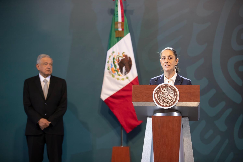 Informan en mañanera baja de la incidencia delictiva en la Ciudad de México