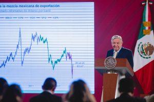 Economía nacional muestra recuperación en medio de crisis generada por COVID-19: AMLO