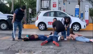 Levantones y represión de manifestaciones pacíficas en Guadalajara para exigir liberación de detenidos