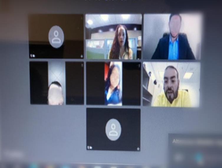 En plena pandemia, 4 parejas son divorciadas por videoconferencia