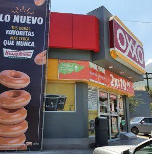 Las donas Krispy Kreme llegan a los Oxxo