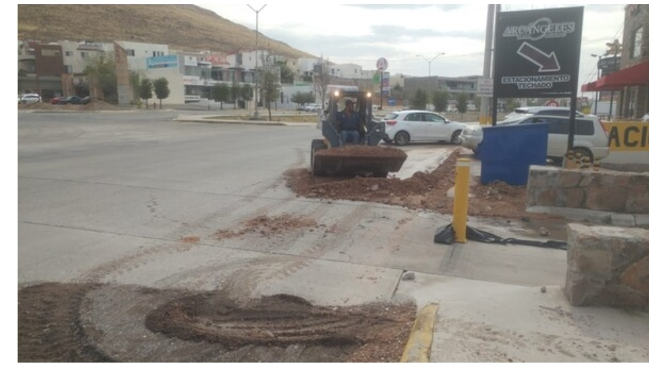 Trabaja Gobierno Municipal en retiro de arrastres producto de las lluvias