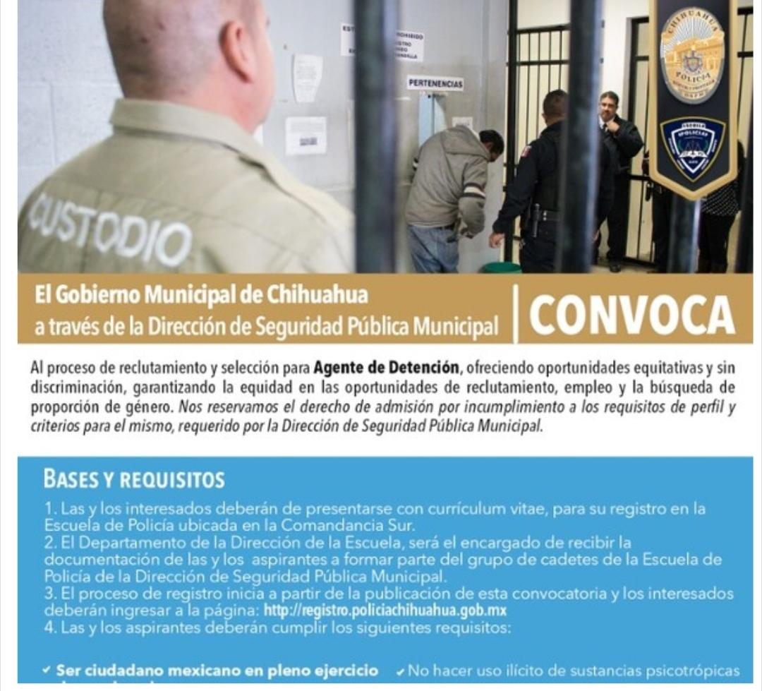 Sigue abierta convocatoria para Custodios de Barandilla