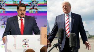 Abre Trump posibilidad de reunirse con Nicolás Maduro