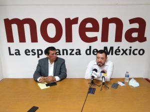 """Sostienen Colunga y Chaparro rechazo a Reforma Electoral de Corral """"es inconstitucional"""""""