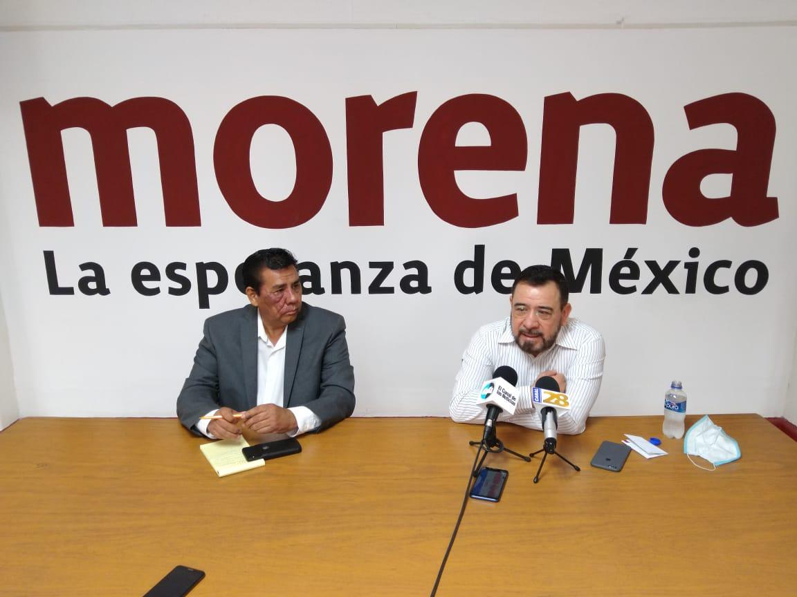 Sostienen Colunga y Chaparro rechazo a Reforma Electoral de Corral «es inconstitucional»