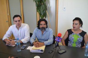 """Descarta Chaparro que Catalina Bustillos sea de Morena, y de buscarlo """"habrá reservas"""""""