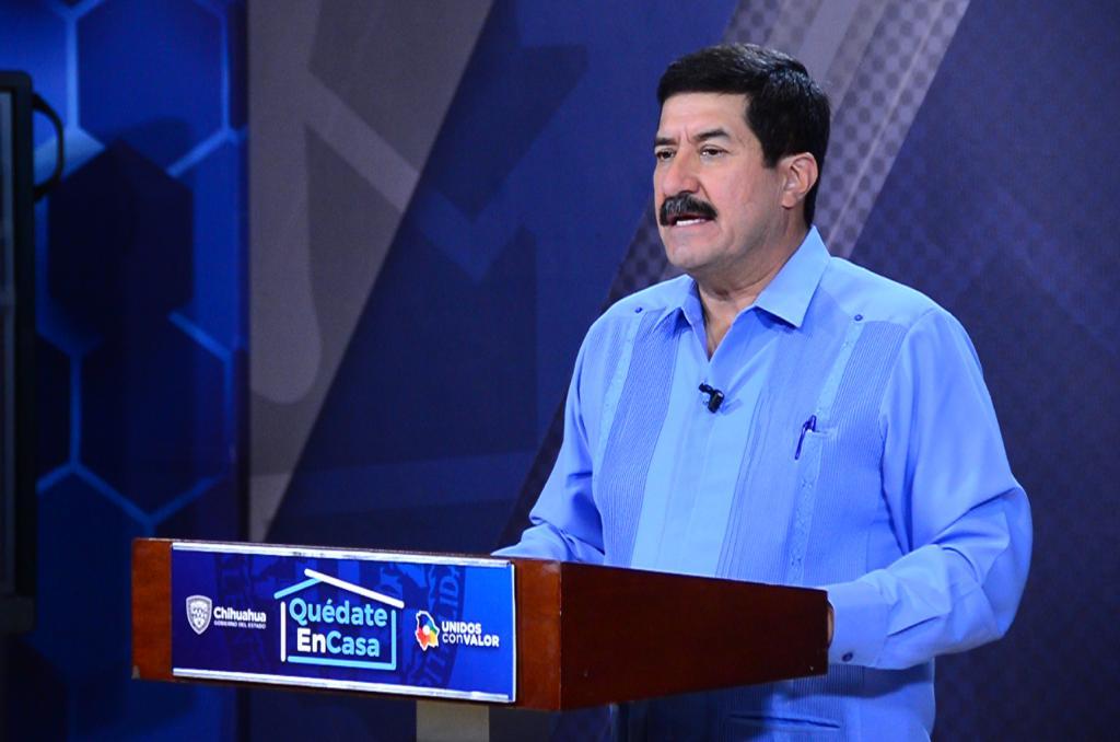 Insiste Corral en cercanía de Pérez Cuéllar con Duarte, lo desconoce como morenista y rechaza renta de avión privado